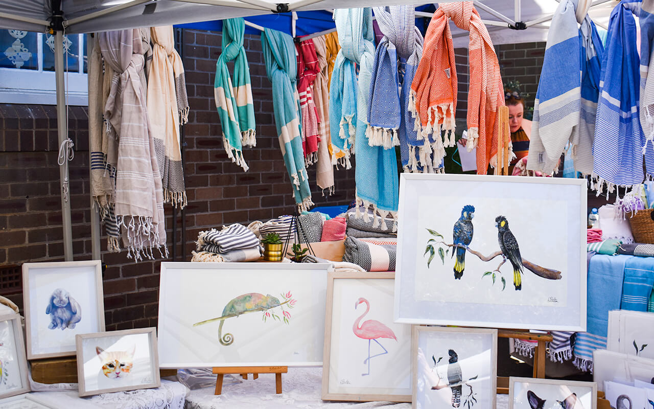 Shopping in Bondi features in my Sydney markets guide