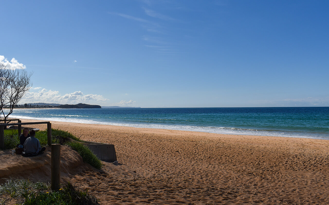 Narrabeen is my favourite beautiful Sydney beach