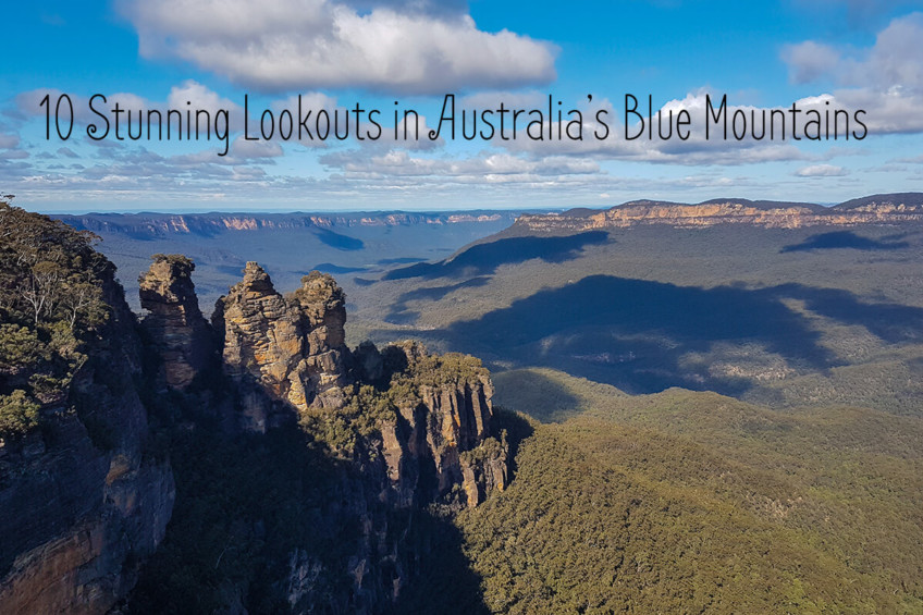 10 Stunning Lookouts in Australia's Blue Mountains