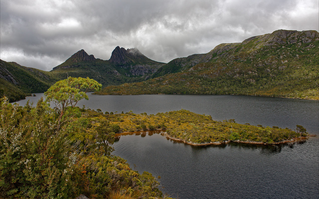 lesterlost-travel-australia-tasmania-cradle-mountain-wilderness-dove-lake-thierry-mignon