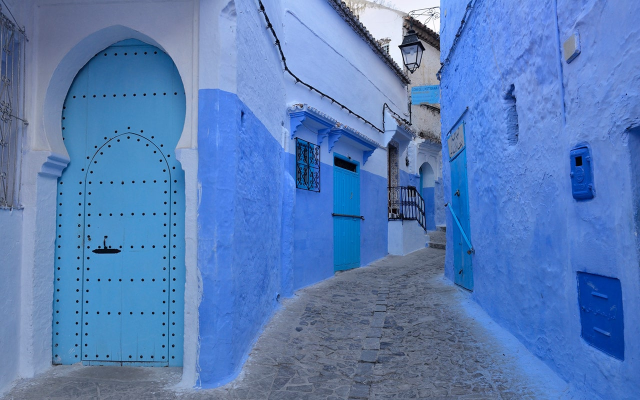Visiting Chefchaouen, the Blue Pearl is a highlight of travelling around Morocco