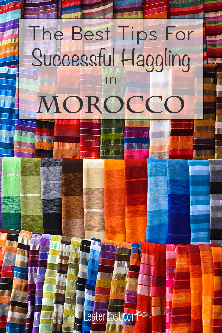 Travel | Morocco | Morocco Travel | Haggling | Travel Shopping | Marrakech | Travel Tips | Successful Haggling 