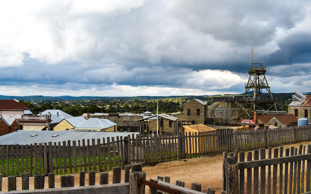 Capture some photos in Sovereign Hill