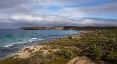 The coast of Kangaroo Island in South Australia