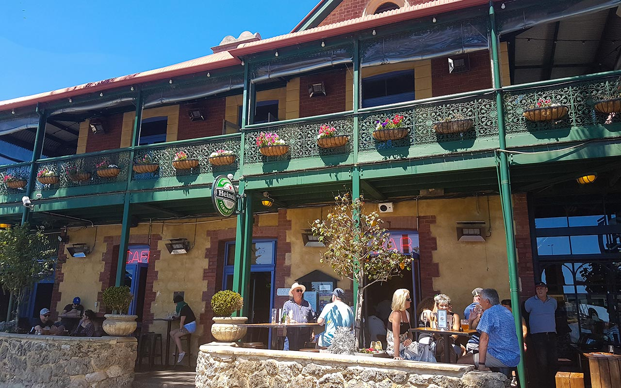 Indulge in the pub scene when you visit Perth