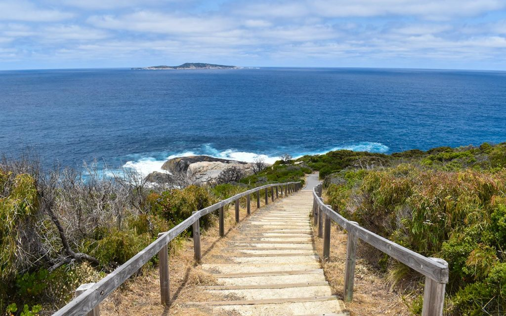 Visit Torndirrup National Park in Albany