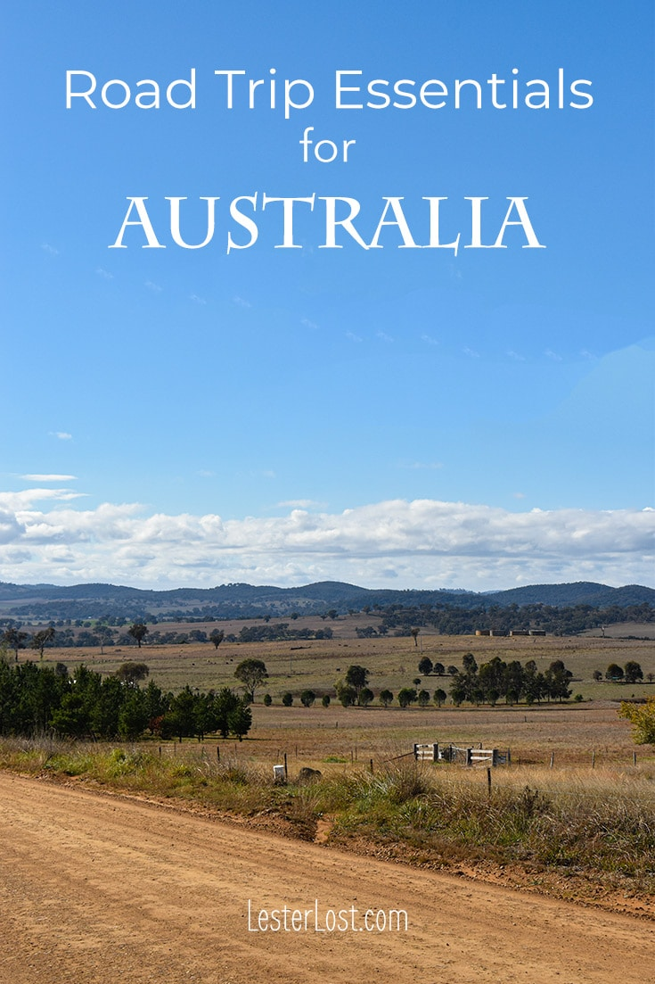 Whether you are travelling solo or as a couple, an Australia road trip is the adventure of a lifetime. Having done many drives myself, I have put together a comprehensive list of road trip essentials for travelling around Australia. #roadtrip #australia #packinglist