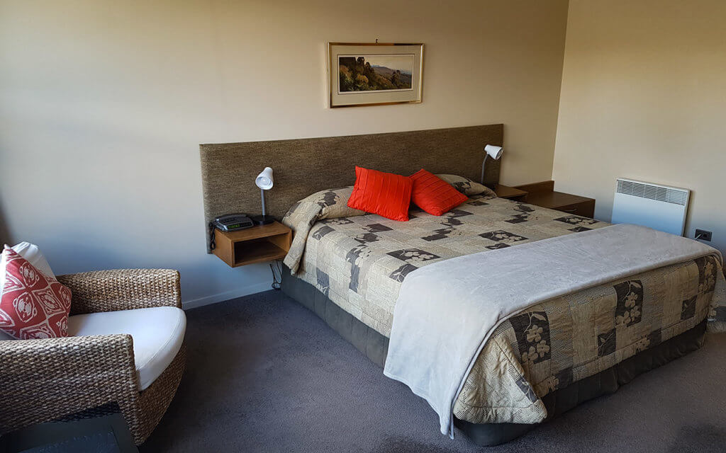 We stayed one night in Coleraine Suites in Greymouth