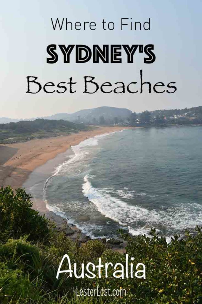 This is my guide on where to find Sydney's best beaches
