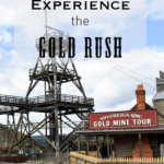 Experience the gold rush at Sovereign Hill