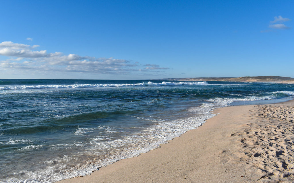 Take a break at a beautiful Kalbarri Beach: Chinaman's Beach