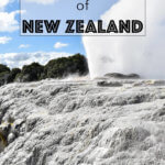 New Zealand North Island is great for a road trip