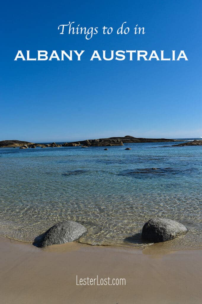 There are lots of great things to do in and around Albany, Australia