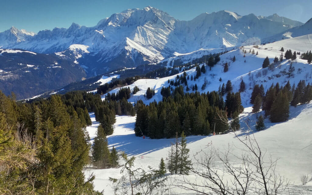 Megeve counts among the best ski resorts in France