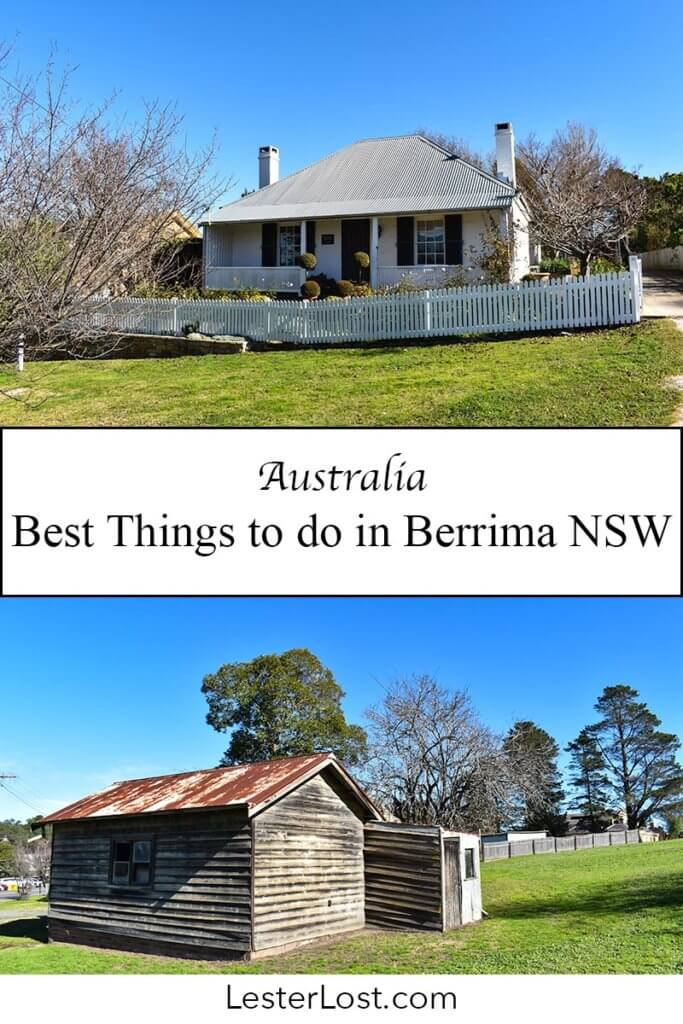 There are so many things to do in Berrima, NSW
