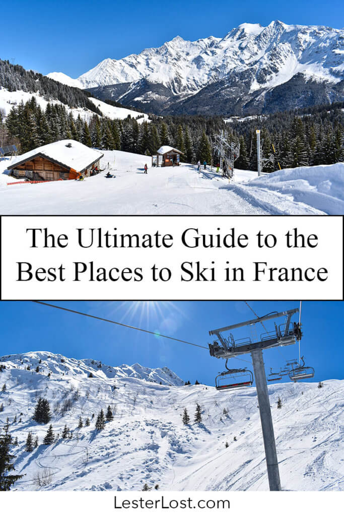 This is the ultimate guide to the best places to ski in France