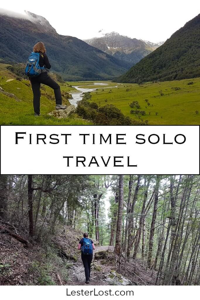 Here are some tips for first time solo travel